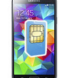 Samsung Galaxy S5 Sim Card Readers Replacement